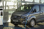 FORD 2019 IAA TOURNEO CUSTOM 150