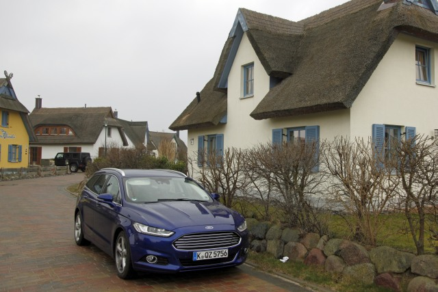 MG 3454 Ford Mondeo 2016